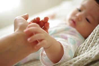 ママと赤ちゃんに向けたサポート